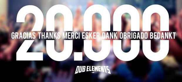 Descarga gratis: Dub Elements – 20k EP