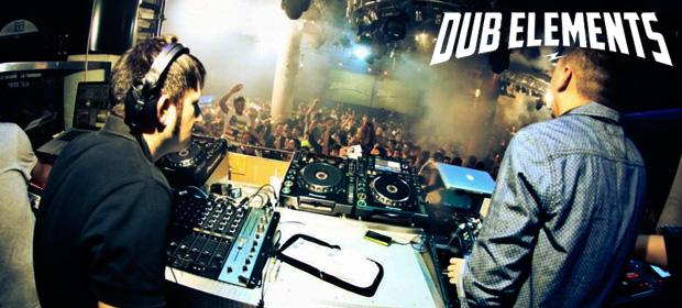 Dub Elements Tour 2014