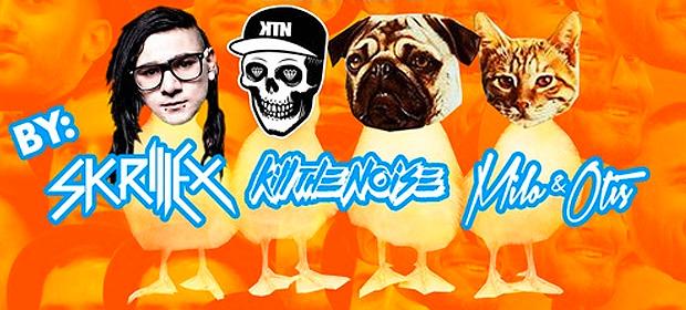 Duck Sauce – NRG (Skrillex & Kill The Noise Remix)