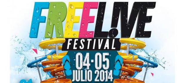 Freelive Festival 2014 presenta sus primeras confirmaciones