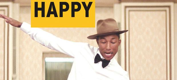 """Remixes de Happy para el """"Día Internacional De La Felicidad"""""""
