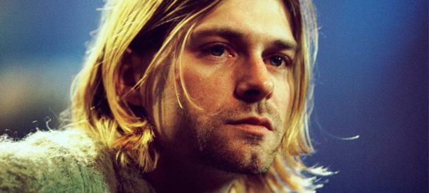 Kurt Cobain como nunca antes lo habías visto