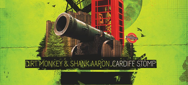 Dirt Monkey & Shank Aaron – Cardiff Stomp