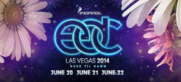 Electric Daisy Carnival Las Vegas 2014 anuncia su line-up