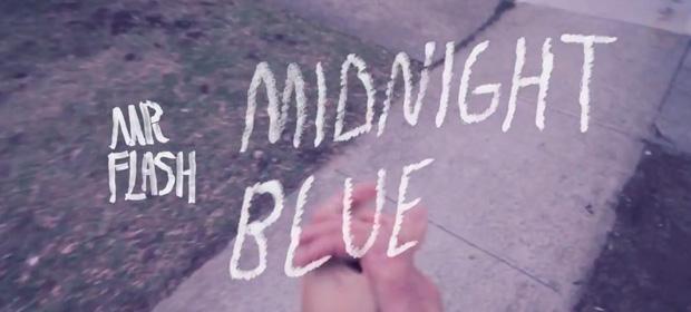 "Ed Banger presenta: Mr. Flash ""Midnight Blue"""