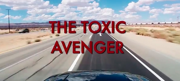 The Toxic Avenger a la caza de fantasmas