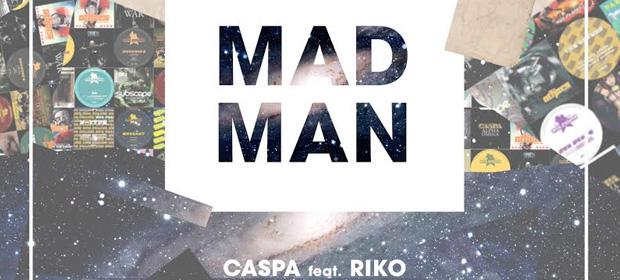 Caspa – Mad Man EP feat. Riko