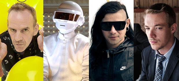 Los DJs Más Ricos Del Mundo 2014