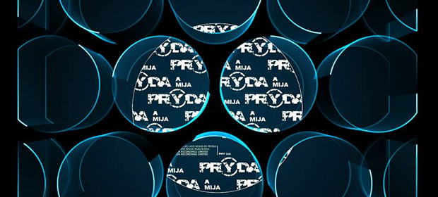 Eric Prydz presents Pryda 028 EP