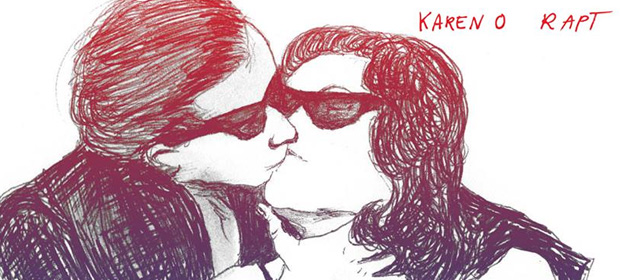 Video de Karen O (Yeah Yeah Yeahs) – Rapt
