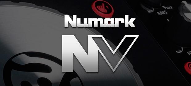 Nuevo controlador Numark NV