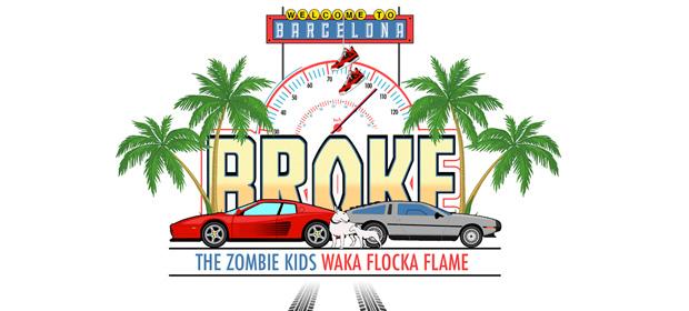 The Zombie Kids – Broke ft. Waka Flocka Flame