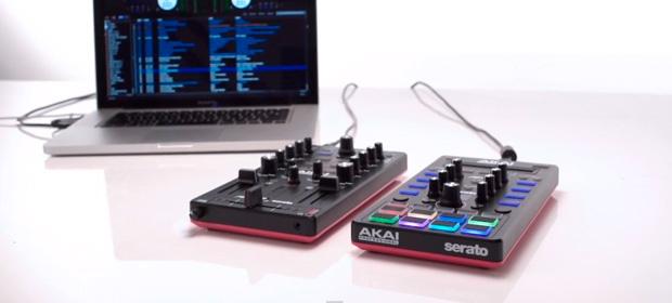 AKAI presenta sus nuevos controladores para Serato DJ