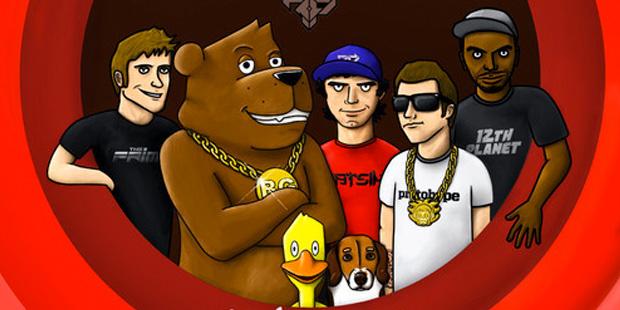 Bear Grillz & Friends Volume 1