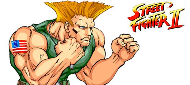 Street Fighter II Remix: Mitch Murder – Guile's Theme