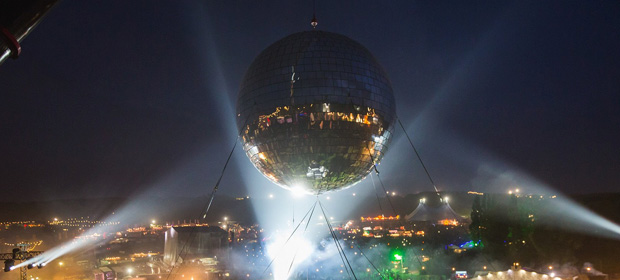 bestival-disco-ball