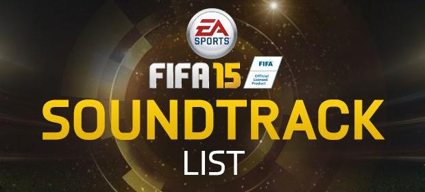 FIFA 15 desvela su soundtrack