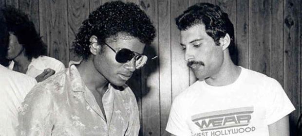 Esta es la canción perdida de Michael Jackson & Freddie Mercury