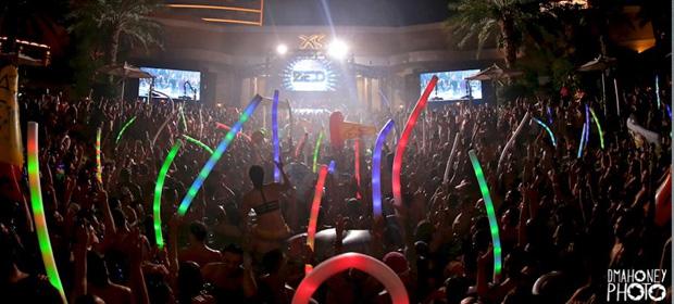 Zedd bate el récord de asistencia en XS Nightclub