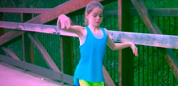 Esta niña 11 años bailando dubstep es el nuevo fenómeno viral