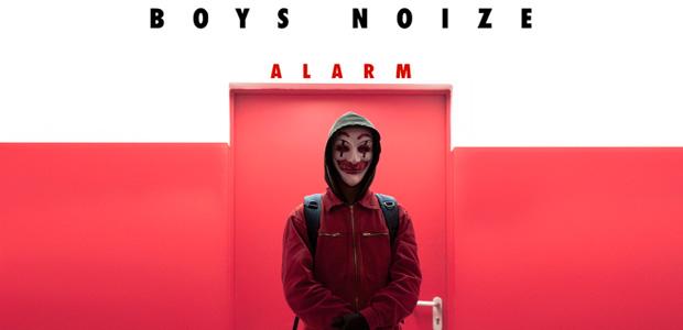 """""""Alarm"""" la nueva canción de Boys Noize para la película """"Who Am I"""""""