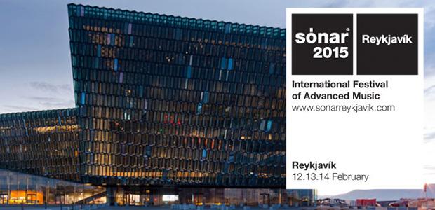 Primeros nombres confirmados para Sónar Reykjavik 2015