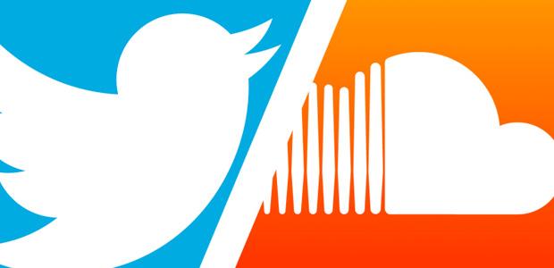 Twitter se alía con SoundCloud para ofrecer música