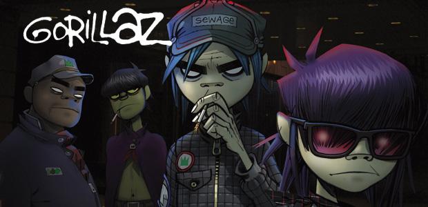 Gorillaz amplia la lista de colaboraciones para su nuevo álbum