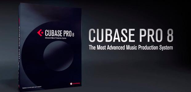 Nuevo Cubase Pro 8 & Cubase Artist 8