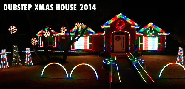 Dubstep Xmas House 2014