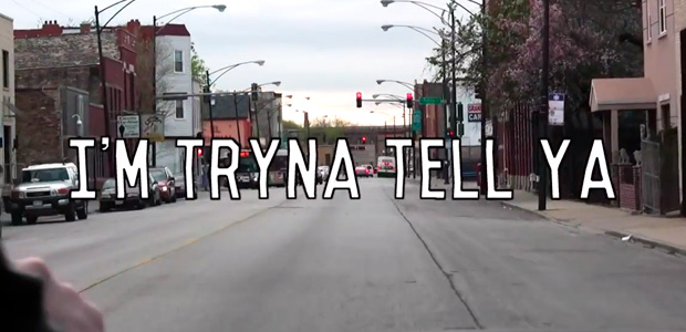 "Documental sobre el footwork ""I'm Tryna Tell Ya"""