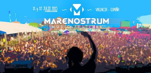 Primeras confirmaciones de Marenostrum Music Festival 2015