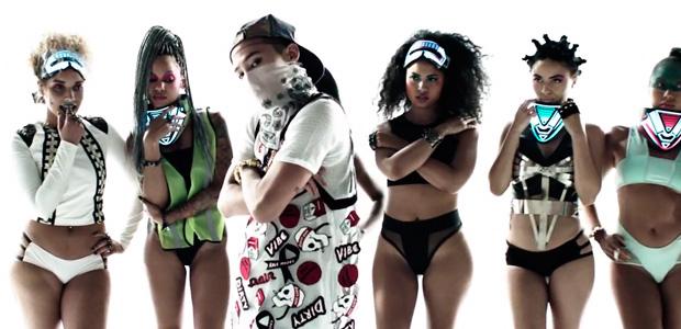 """Nuevo vídeo de Skrillex & Diplo """"Dirty Vibe"""""""