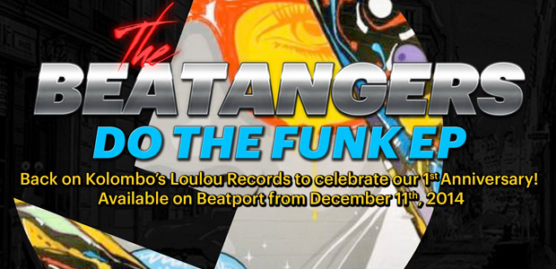 The Beatangers – Do The Funk EP