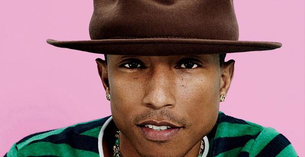 Especial Samples: Pharrell Williams