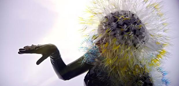 "Nuevo vídeo de Björk ""Lionsong"""