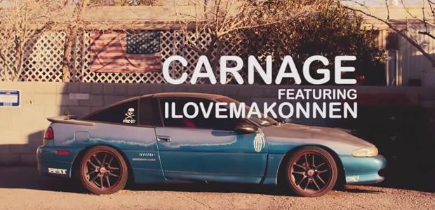 "Nuevo vídeo de Carnage & iLoveMakonnen ""I Like Tuh"""