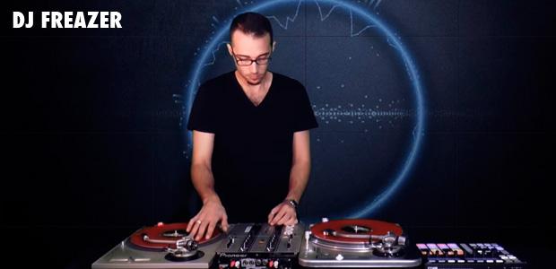 Rutina de DJ Freazer