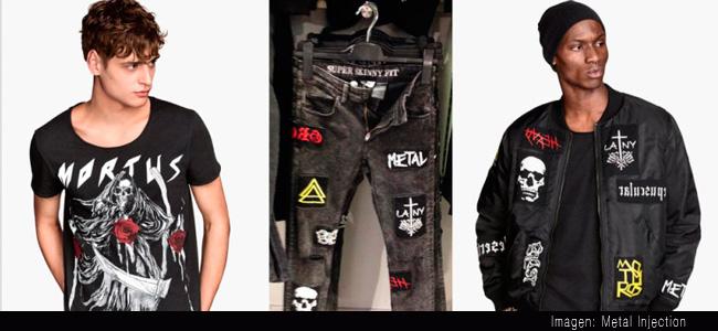 La marca H&M acusada de inventarse un grupo de música neonazi