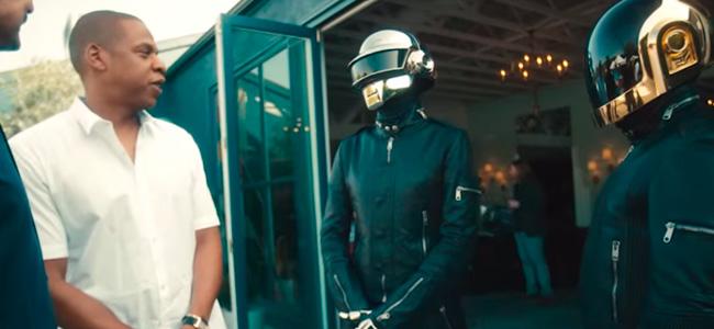Jay Z presenta Tidal junto a Daft Punk, Madonna, deadmau5 y Kanye West