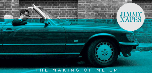 Jimmy Napes – The Making Of Me EP