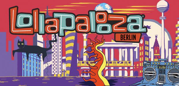 Primeros artistas confirmados de Lollapalooza Berlín 2015