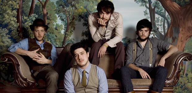 """Mumford & Sons más eléctricos en """"Believe"""""""