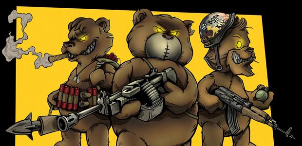Teddy Killerz – Teddynator