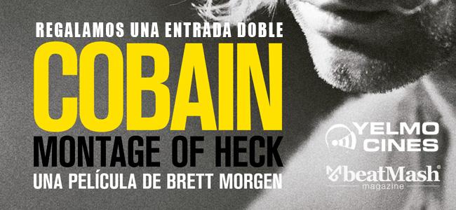 """Regalamos una entrada doble para ver en Yelmo Cines: """"Cobain: Montage Of Heck"""""""