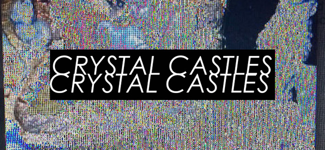 Crystal Castles  estrena su primera canción sin Alice Glass