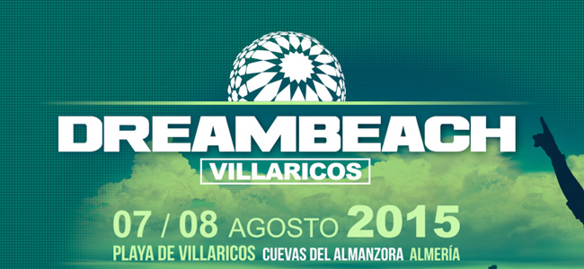 Nuevas confirmaciones de Dreambeach Villaricos 2015
