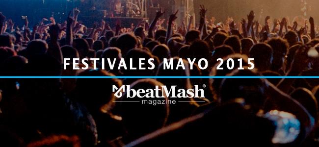 Festivales Mayo 2015