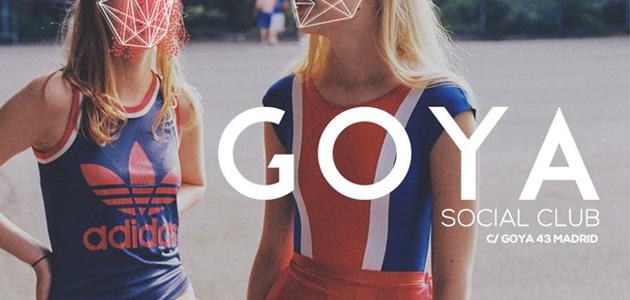Goya Social Club celebra su primer aniversario con Disciples