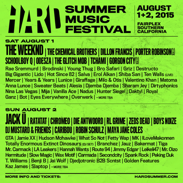 hard-summer-music-festival-2015-lineup